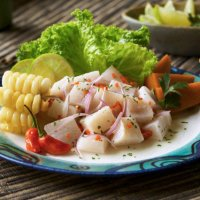 Peruvian cuisine: How to make easy Ceviche!